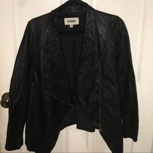 UO BB Dakota Faux Leather Jacket